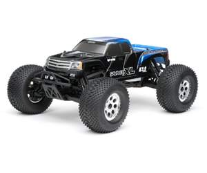 AUTOMODELO A COMBUSTAO OFF-ROAD RTR SAVAGE XL 5.9, ESCALA 1/8, COM RADIO 2.4GHZ HPI