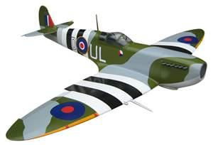 AEROMODELO Spitfire MK IX - 89 50cc VANTEX