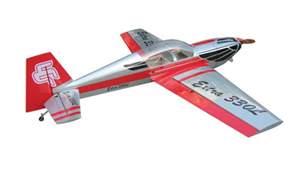 AEROMODELO Extra 330L - 87 50cc VANTEX