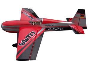 AEROMODELO Edge 540 - 83 30cc VANTEX