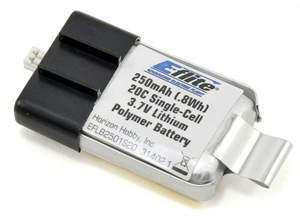 BATERIA DE LIPO 1s 3.7 VOLTS 220mAh FULLEST ENERGY