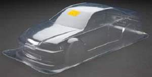BOLHA PARA AUTOMODELO ON-ROAD ESCALA 1/10 JZX100 TOYOTA MARK II (200mm), SEM PINTURA HPI