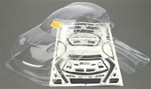 BOLHA MODELO RX7 PARA AUTOMODELO ON ROAD 190mm SEM PINTURA HPI