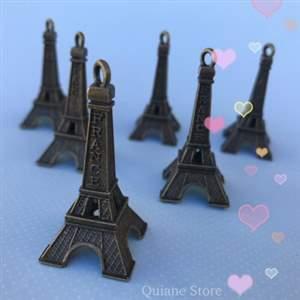 Pingente Torre Eiffel - Importado