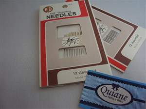 Agulha Especial - Kit com 12 agulhas
