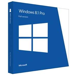 Windows Professional 8.1 - FPP