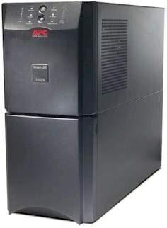 Nobreak APC Smart-UPS 3000VA USB & Serial 120V