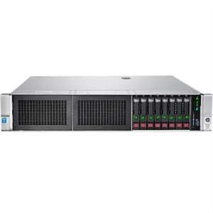 Servidor HP DL380 Gen9 2xE5-2660v3, 2.6GHz, 32GB, 02 x 300GB SAS