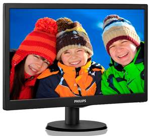 "Monitor Philips 18,5"" LED"