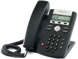 Telefone Polycom SoundPoint IP 321
