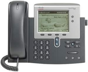 Telefone IP Cisco CP-7942G