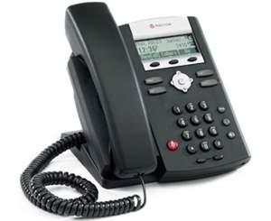 Telefone Polycom SoundPoint IP 331