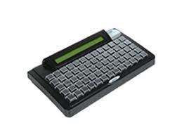 Teclado Gertec TEC-E65 PS2 Display