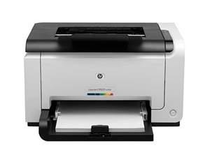 Impressora HP Laserjet-CP1025 Laser Color