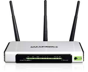 Roteador TP-Link TL-WR1043ND Wireless N 300Mbps Gigabit