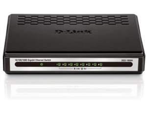 Switch D-Link DGS-1008A