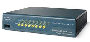 Firewall Cisco ASA5505-SECBUK8