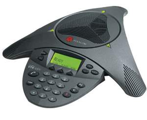 Telefone Polycom Áudio Conferência SST VTX 1000