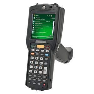 Coletor de Dados Motorola MC3190 Gun Laser