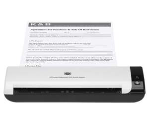 Scanner HP Scanjet 1000
