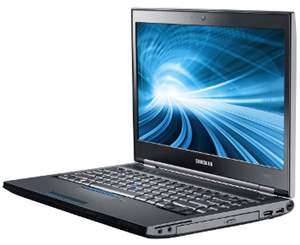 Notebook Samsung NP600B4C Preto 14in i5 3220M 4GB 500GB DVDRW Win7