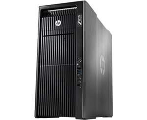 WORK HP Z820 - Xeon E5 2620 8GB 1TB DVDRW Win 7