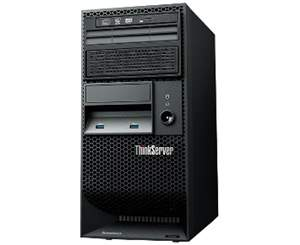 Servidor Lenovo TS140, Intel Xeon E3-1225v3, 4GB, 2x1TB SATA