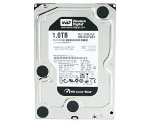 Un de Disco Rígido Western Digital 1TB SATA 6Gbs 64MB 3.5in