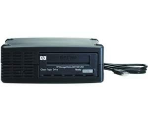 Un de Fita Magnética HP DAT 160 USB External Tape Drive