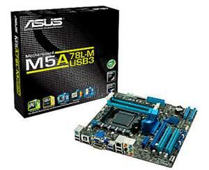Placa-Mãe Asus M5A78L-M