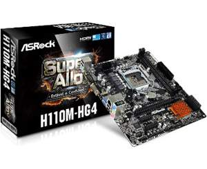 Placa-Mãe ASRock H110M-HG4