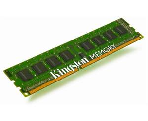 Memória Kingston 8GB ECC Reg CL9 1600MHz DDR3