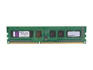 Memória Kingston DDR3 4GB PC1600
