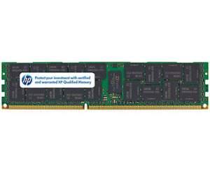 Memória HP 16GB PC3-14900R DDR3-1866 RDIMM