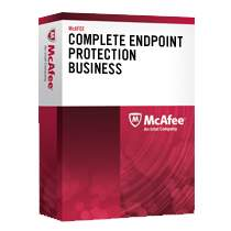 McAfee Complete Endpoint Protection - Business