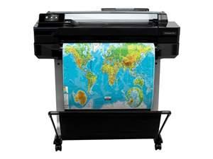 """Plotter HP DesignJet T520 ePrinter 24"""" (61 cm)"""