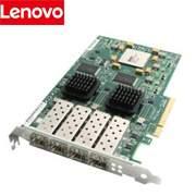 Controladora Lenovo HBA 8GB, 4 portas Fibre Channel