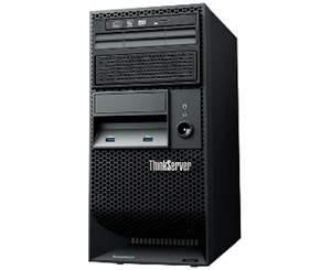 Servidor Lenovo TS140 Intel Xeon E3-1225v3, 3.2 GHZ, 4GB, 2x500GB, Windows Server