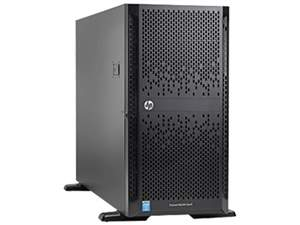 Servidor HP ML350 Gen9 E5-2640 v3, 2.6Ghz, 2x16GB, 2x600GB SAS