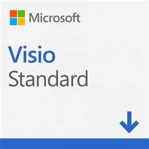 Visio Standard 2016 - ESD