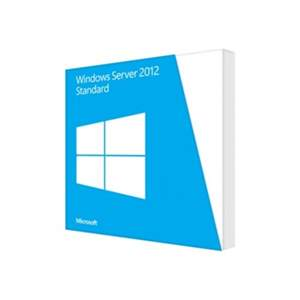 Windows Server Standard 2012 - FPP