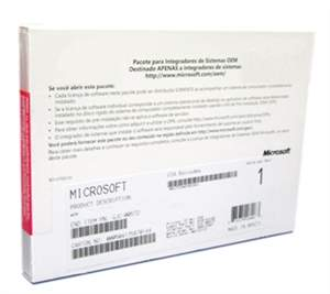 Windows 8.1 Professional 64 Bits - OEM