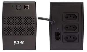 Nobreak Eaton 5E - 850VA, 120V