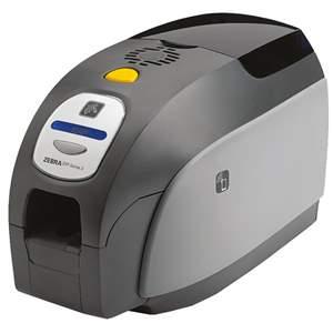 Impressora de Cartão Zebra ZXP3 2 faces com kit inicial