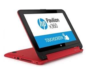 "Notebook HP Pavilion Touch X360, Pentium N3530 Quad-Core, 4GB, 500GB, 11.6"", Win 8 SL"