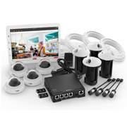 Sistema de Vigilância IP Axis F34