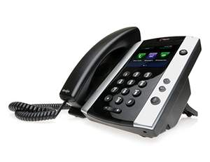 Telefone Polycom IP VVX 410