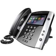 Telefone Polycom IP VVX 600