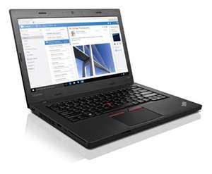 Notebook Lenovo ThinkPad L460 i5-6300, 4GB, 500GB, Win10 Pro