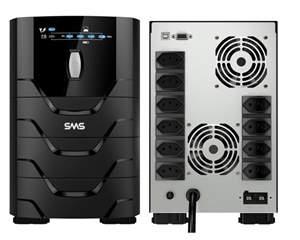 Nobreak SMS Power Sinus II NG 3200VA 1984W (Entrada Bivolt /Saída 115V)